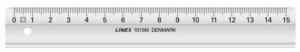 Linex-1015M skolelineal