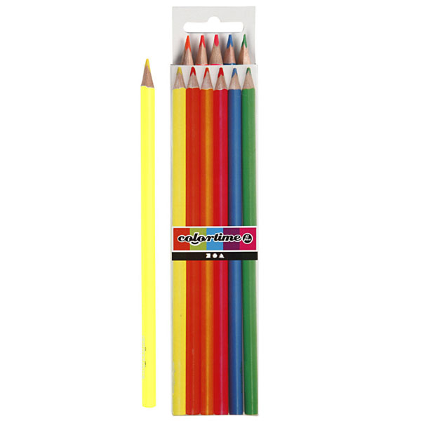 Colortime_3mm_neonfarver_6stk